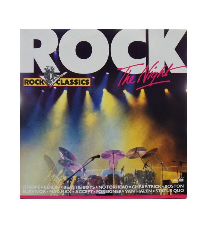 Various - Rock The Night (2xLP, Comp) mesvinyles.fr
