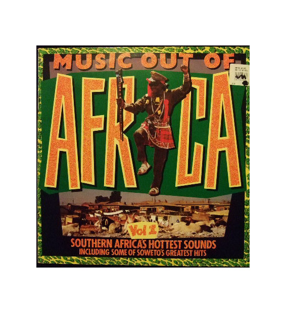 Various - Music Out Of Africa Volume 1 (LP, Comp) mesvinyles.fr