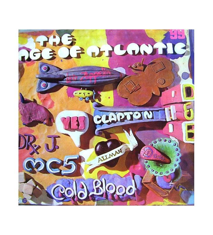 Various - The Age Of Atlantic (LP, Comp, Gat) mesvinyles.fr