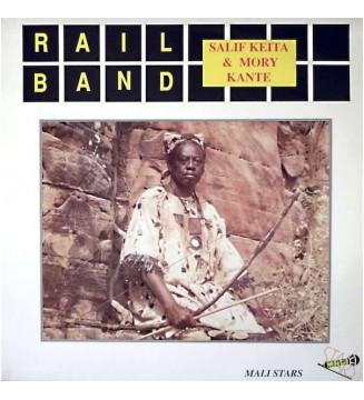 Rail Band* Featuring Salif Keita & Mory Kante* - Salif Keita & Mory Kante (LP, Album)