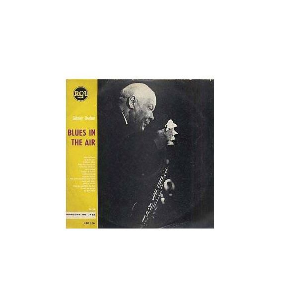 Sidney Bechet - Blues In The Air (LP, Album)