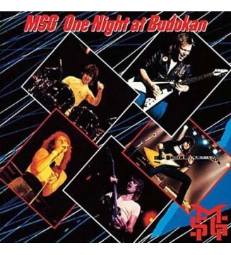 The Michael Schenker Group - One Night At Budokan (2xLP, Album, Gat) mesvinyles.fr