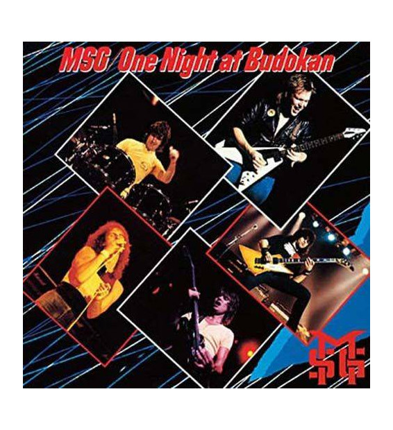 The Michael Schenker Group - One Night At Budokan (2xLP, Album, Gat) mesvinyles.fr
