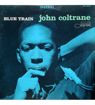 John Coltrane - Blue Train (LP, Album, RE, 180)