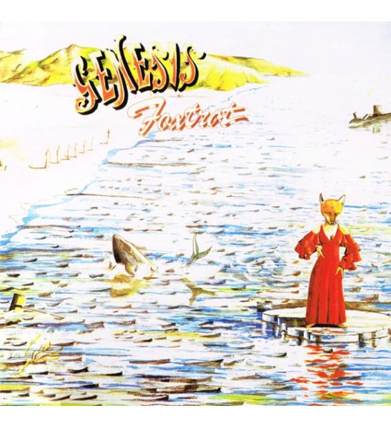 Genesis - Foxtrot (LP, Album, RE, gat)