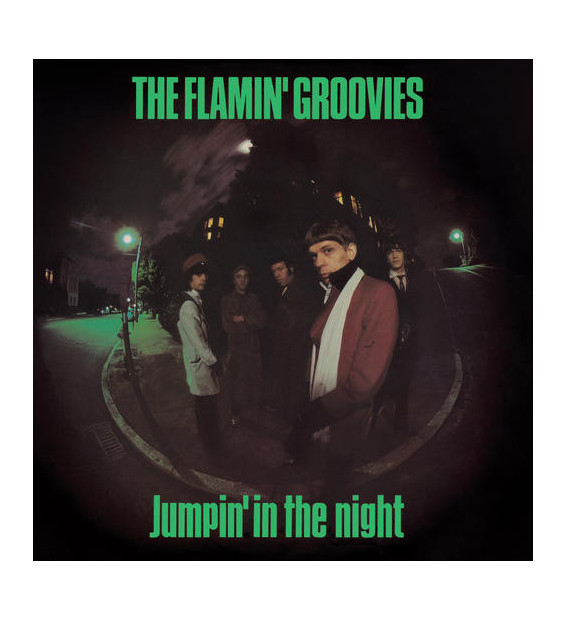 The Flamin' Groovies - Jumpin' In The Night (LP, Album, RE, 180)