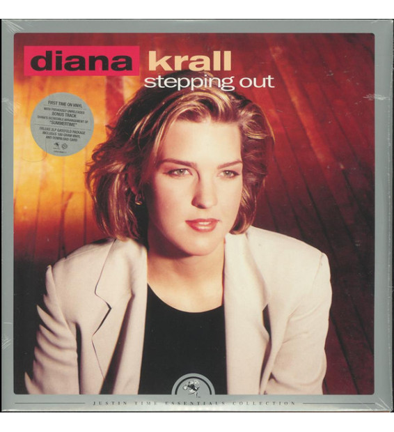 Diana Krall - Stepping Out (2xLP, Album, RE, RM, 180)