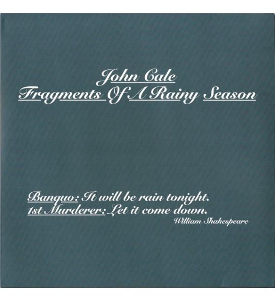 John Cale - Fragments Of A Rainy Season (2xLP, Album, RE, RM, 180)