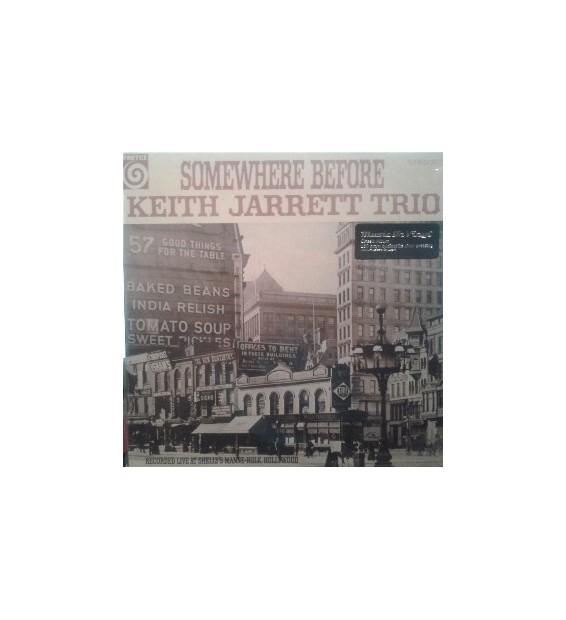Keith Jarrett Trio - Somewhere Before (LP, Album, RE, RM, 180)
