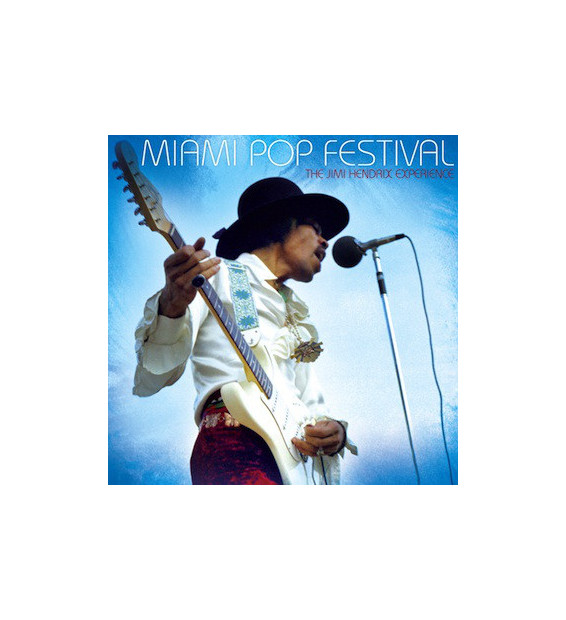 The Jimi Hendrix Experience - Miami Pop Festival (2xLP, Album, 200)