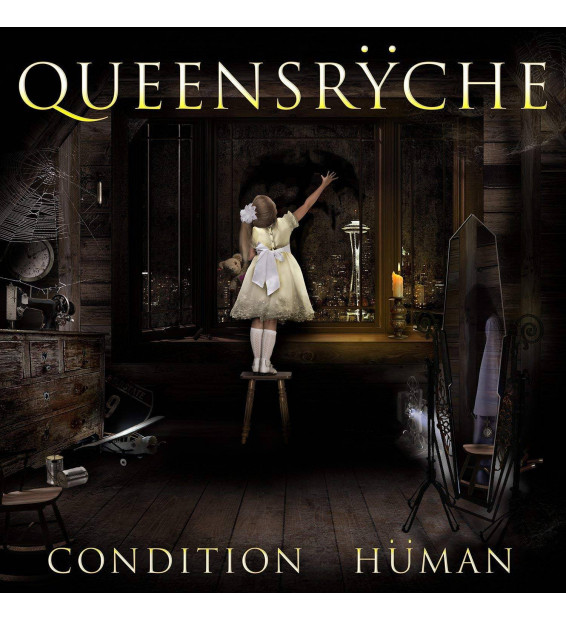 Queensrÿche - Condition Hüman (LP + LP, Etch + Album)
