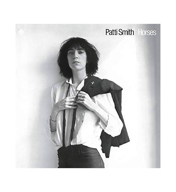 Patti Smith - Horses (LP, Album, Ltd, RE, 180)