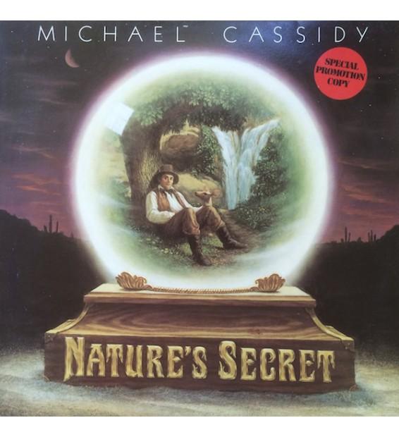 Michael Cassidy - Nature's Secret (LP, Album, Promo)