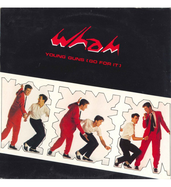"Wham! - Young Guns (Go For It) (12"", Single)"