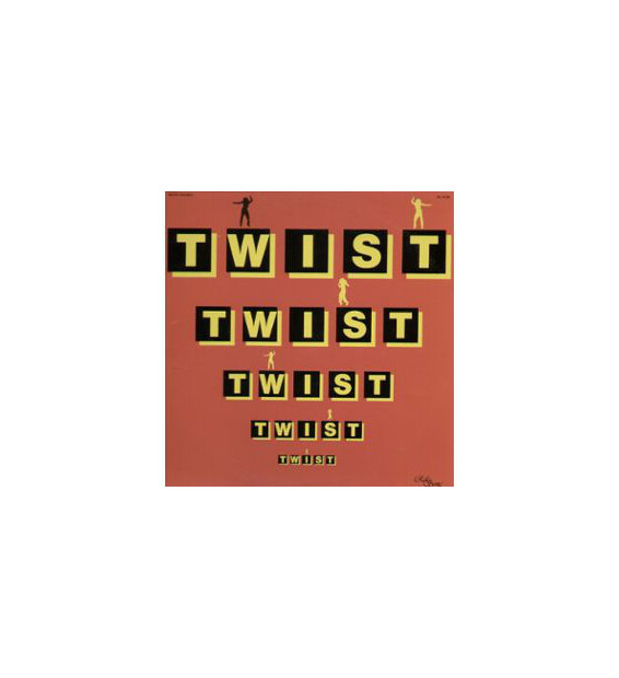 Burt Blanca & The King Creole's - Twist (LP)