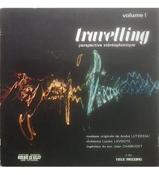 Lucien Lavoute Et Son Orchestre - Travelling Orchestra (Volume 1) (LP, Gat) mesvinyles.fr