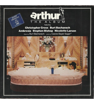Arthur - The Album (LP, Album) mesvinyles.fr