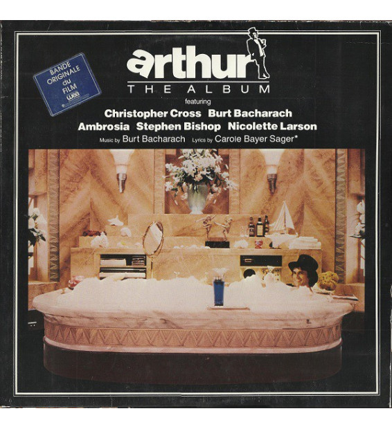Various - Arthur - The Album (LP, Album) mesvinyles.fr