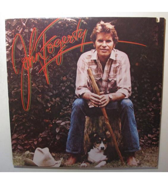 John Fogerty - John Fogerty (LP, Album, CP)