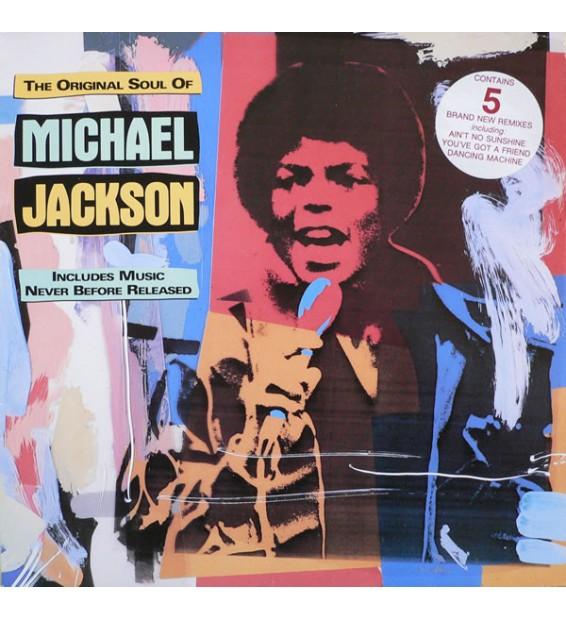 Michael Jackson - The Original Soul Of Michael Jackson (LP, Comp)