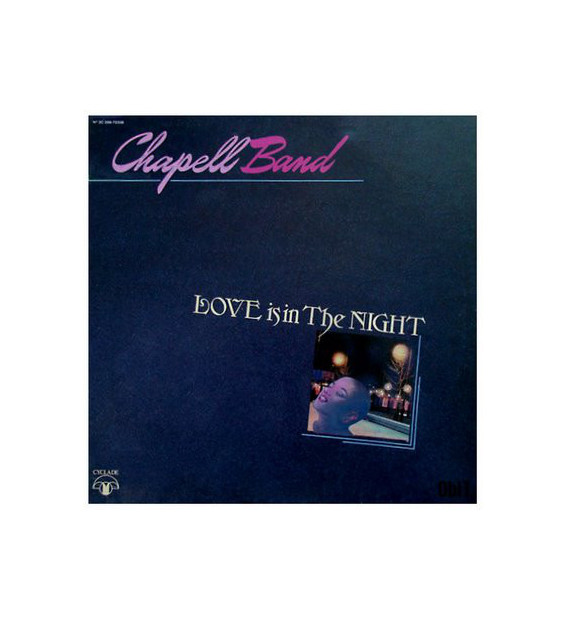 Chapell Band - Love Is In The Night (LP, Album)