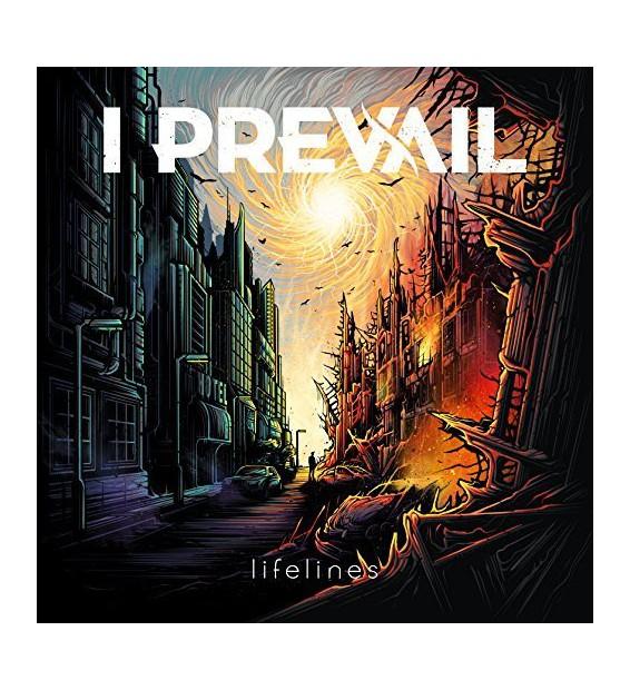 I Prevail - Lifelines (LP, Cle)