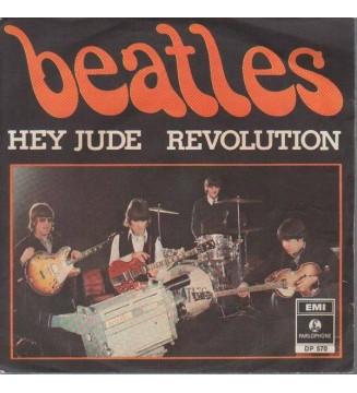 The Beatles - Hey Jude (LP, Comp, RE)