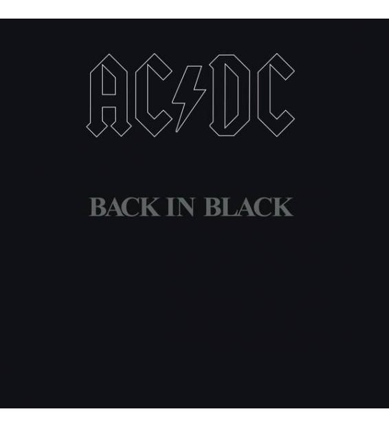 AC/DC - Back In Black (LP, Album, RE)