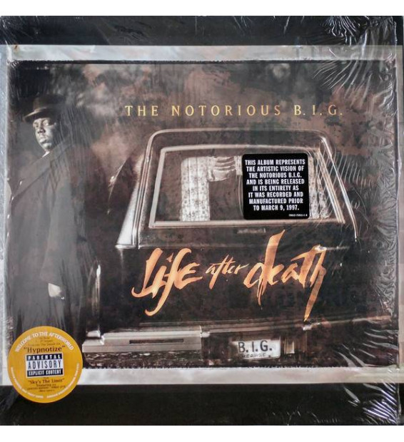 The Notorious B.I.G.* - Life After Death (3xLP, Album, RE)