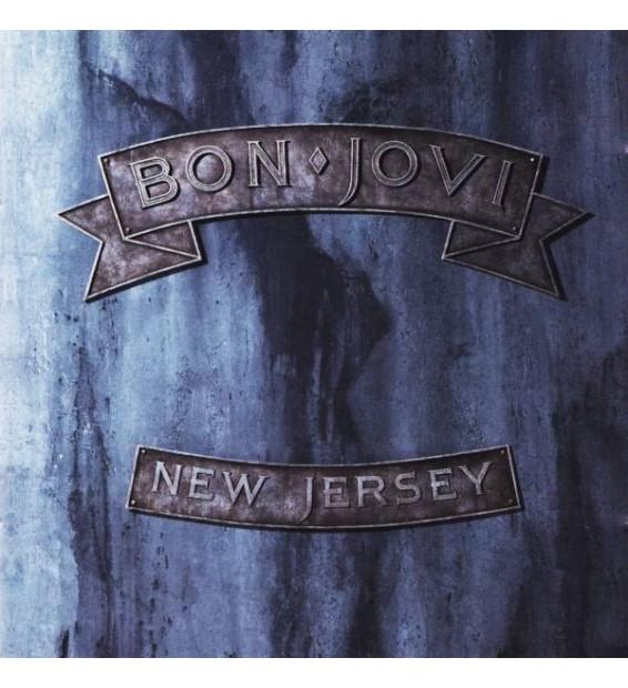 Bon Jovi - New Jersey (LP, Album) mesvinyles.fr