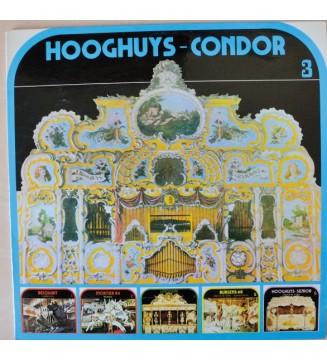 Hooghuys Condor Organ - Hooghuys Condor 3 (LP) mesvinyles.fr