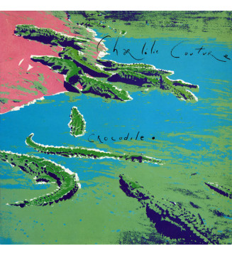 Charlélie Couture - Crocodile . (LP, Album)