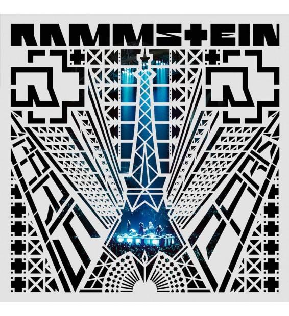 Rammstein - Paris (4xLP, Blu + 2xCD + Blu-ray, PAL + Box, Dlx)