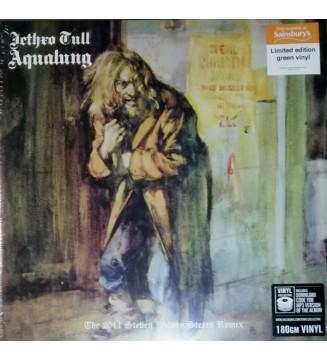 Jethro Tull - Aqualung (The 2011 Steven Wilson Stereo Remix) (LP, Album, Ltd, RE, Gre)