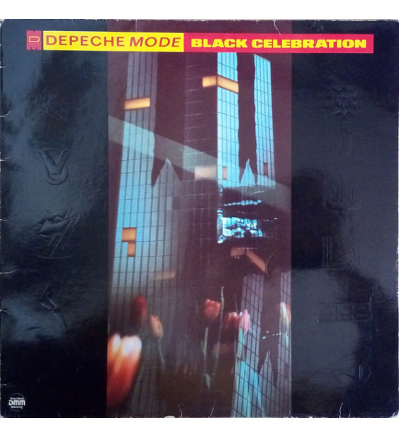 Depeche Mode - Black Celebration (LP, Album, Emb) mesvinyles.fr