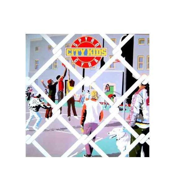 Spyro Gyra - City Kids (LP, Album, RP)