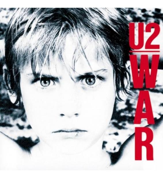 U2 - War (LP, Album, Imp)