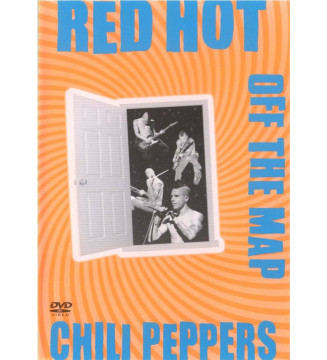 Red Hot Chili Peppers - Off The Map (DVD-V, Copy Prot., Multichannel, PAL) mesvinyles.fr