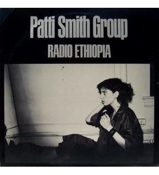 Patti Smith Group - Radio Ethiopia (LP, Album) mesvinyles.fr