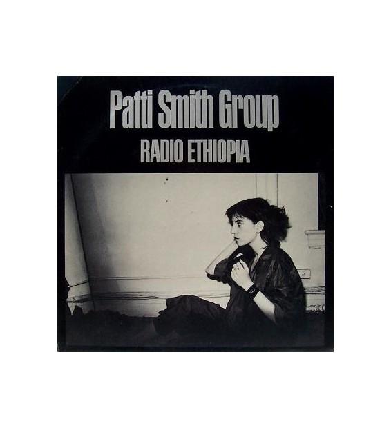 Patti Smith Group - Radio Ethiopia (LP, Album)