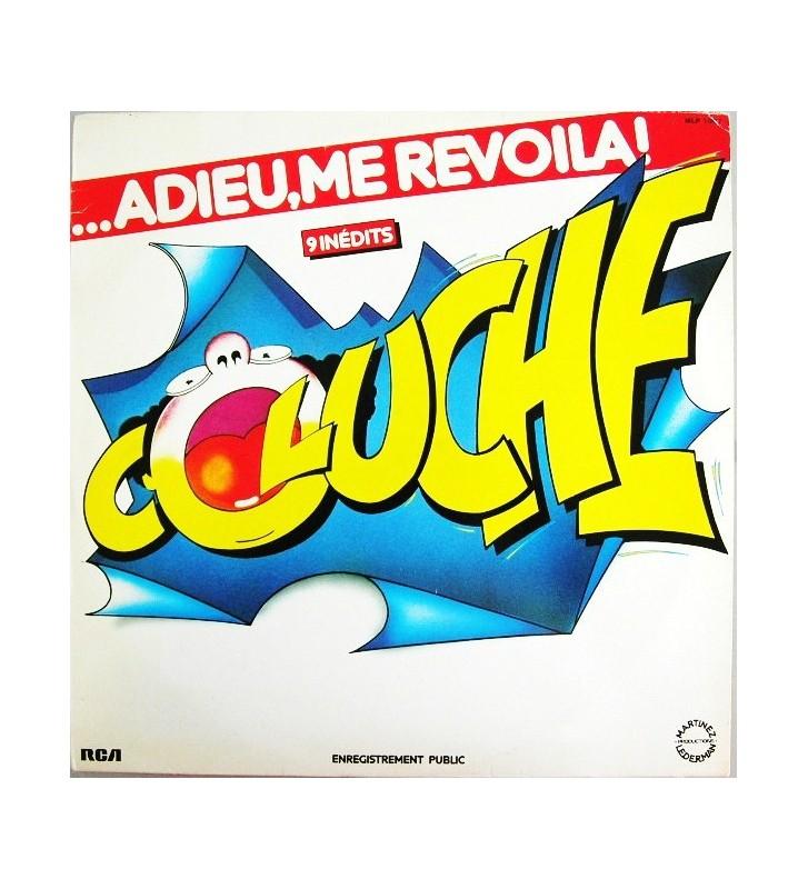 Coluche - ...Adieu, Me Revoilà! (LP) mesvinyles.fr