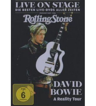 Bowie* - A Reality Tour (DVD-V, RE, Multichannel, PAL) mesvinyles.fr