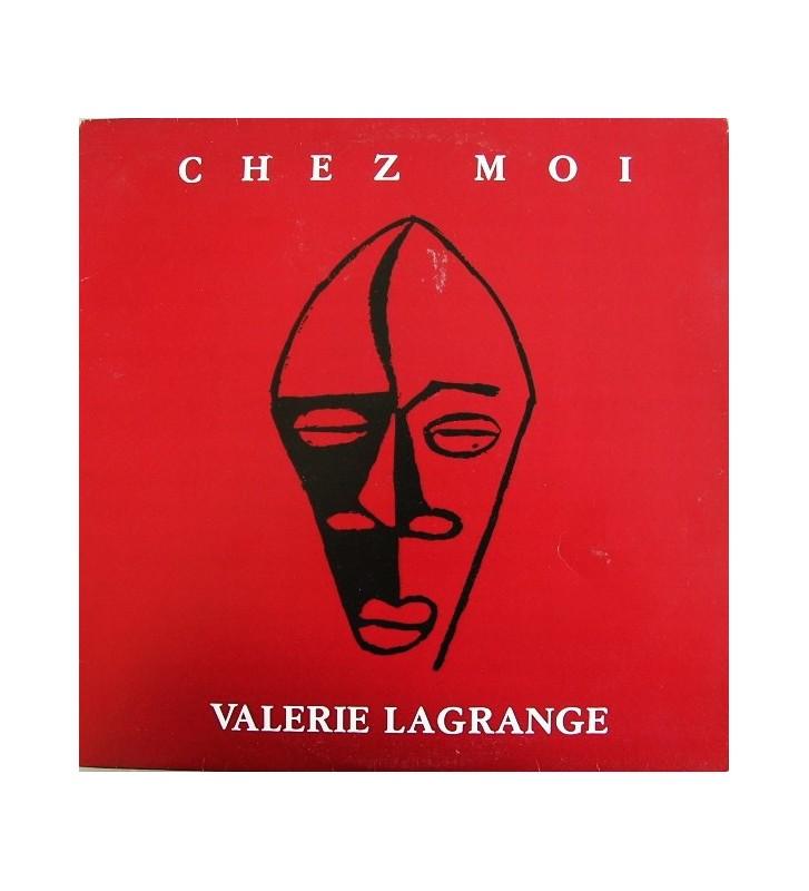 Valerie Lagrange* - Chez Moi (LP, Album) mesvinyles.fr