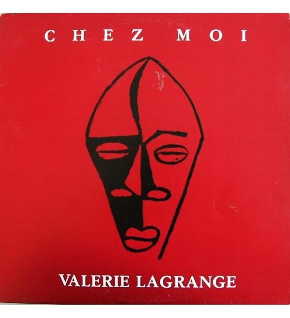 Valerie Lagrange* - Chez Moi (LP, Album)