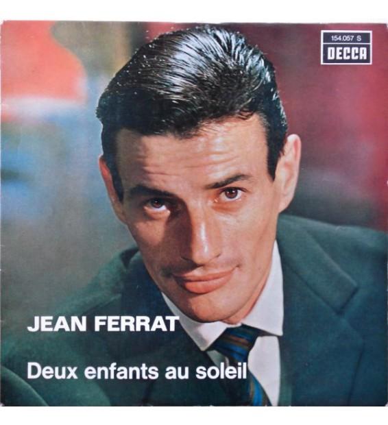 Jean Ferrat - Deux Enfants Au Soleil (LP, Album, Mono) mesvinyles.fr