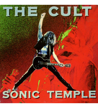 The Cult - Sonic Temple (LP, Album)