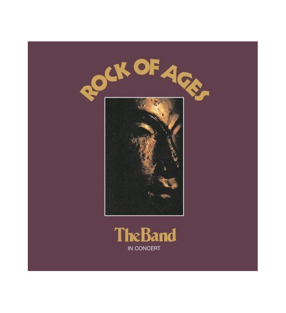 The Band - Rock Of Ages: The Band In Concert (2xLP, Album, Scr) mesvinyles.fr