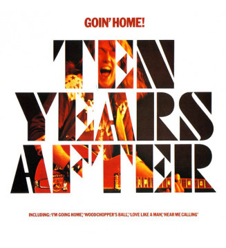Ten Years After - Goin' Home! (LP, Comp, RE)