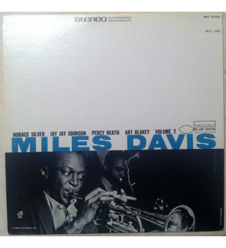 Miles Davis - Volume 2 (LP, Comp, RE, RM) mesvinyles.fr
