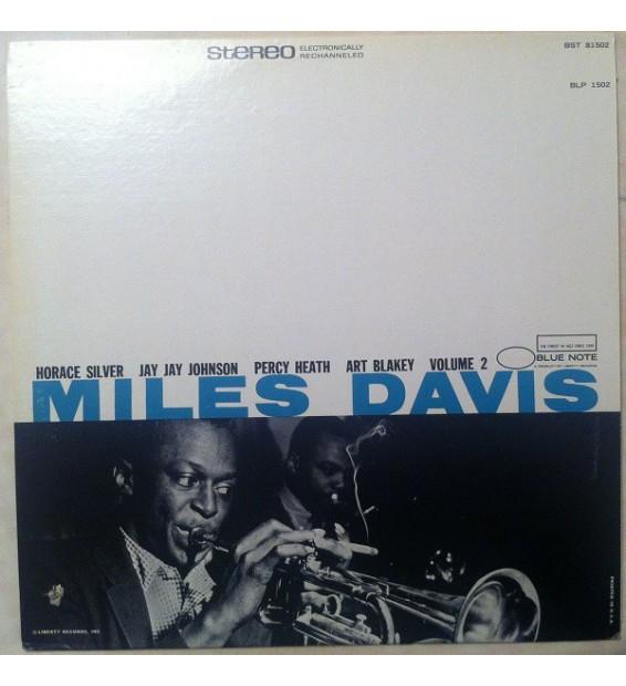 Miles Davis - Volume 2 (LP, Comp, RE, RM) mesvinyles.fr